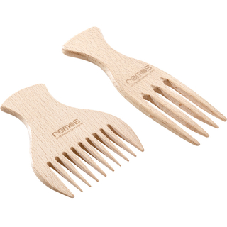 remos Comb with backcombing teeth